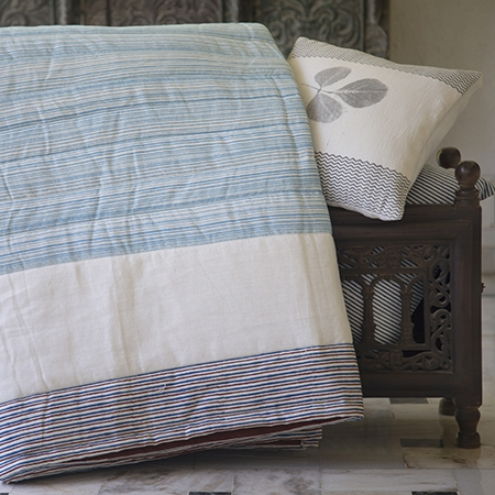 THUMBNAIL Asmani Liti Quilted Bed Cover