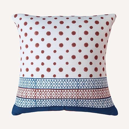 THUMBNAIL Bindu Chaap Do Cushion